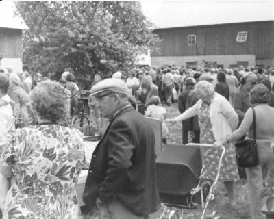 Auktionen juli 1977.