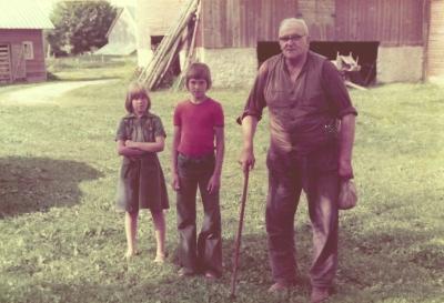 Magdalena, Fredrik och Husarne 1975.