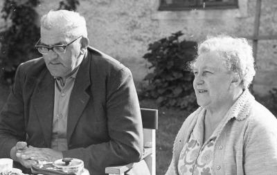 Husarn och Signe 1975.