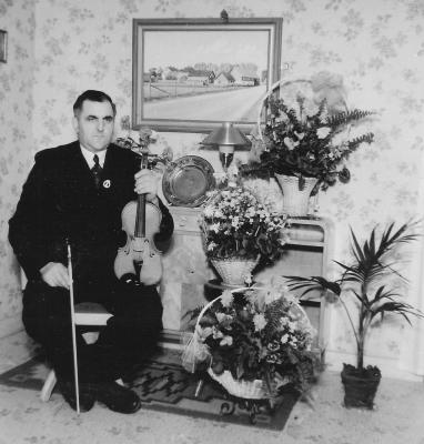 Husarns 50-årsdag 1953.