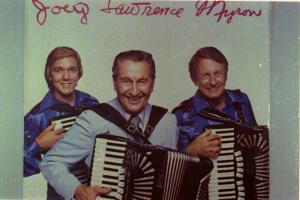 Lawrence Welk, Myron Floren, Joey Schmidt