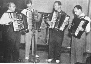 A.Goldman,G.von Hallberg,Ch.Magnante,J.Biviano