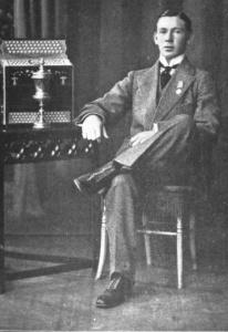 Ragnar Sundquist, 1911