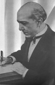Pietro Frosini, writing music