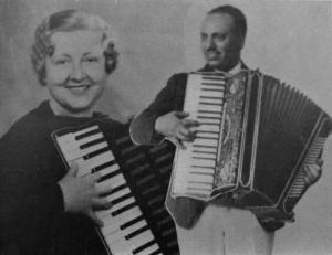 Emily och Frank Umbriaco