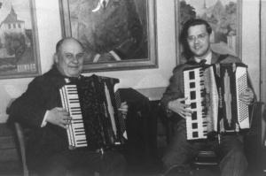 Arvid Franzen, Walter Eriksson