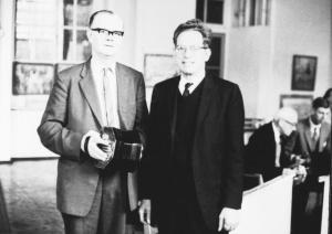 John Reuther, Henry Crass, London 1966