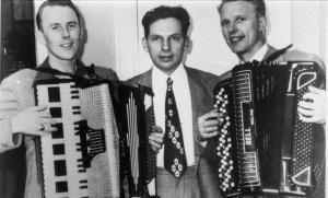 Svend o. Toralf Tollefsen, John Reuther