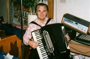 Gaby Haas, Edmonton, c:a 1980