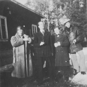Ragnar Sundquist, Lasse Benny, m.fl.