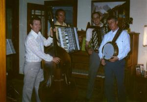 Gunnar Ohlander med kvartett