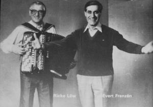 Ricke Löw - Evert Franzén