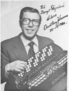 Arnstein Johansen