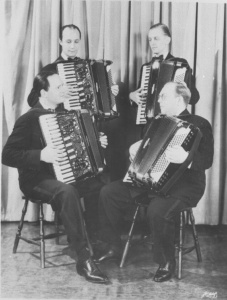 Magnante Acc. Quartet