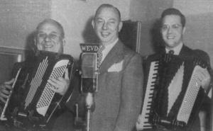 Arvid Franzen, Eddie Jahrl, Walter Eriksson